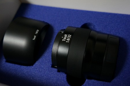 Zeiss Touit F1.8