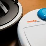 Botvac85 vs Roomba870
